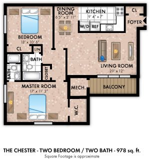 Country Village Apartment Homes, 480-A Country Dr, Dover, DE - RENTCafé