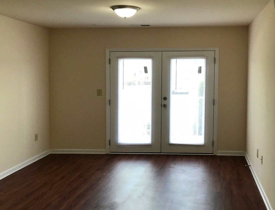 Southbrook Apartments Forestdale Birmingham AL 35214 Apartment Building spacious rooms with natural light and hardwood-inspired flooring