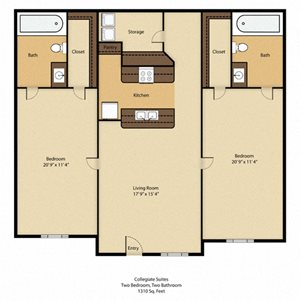 2 Bedroom Basement Suite - SOLD OUT !!