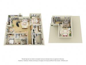 Seneca Loft 3D