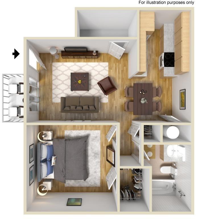 Estancia Floor Plan 2