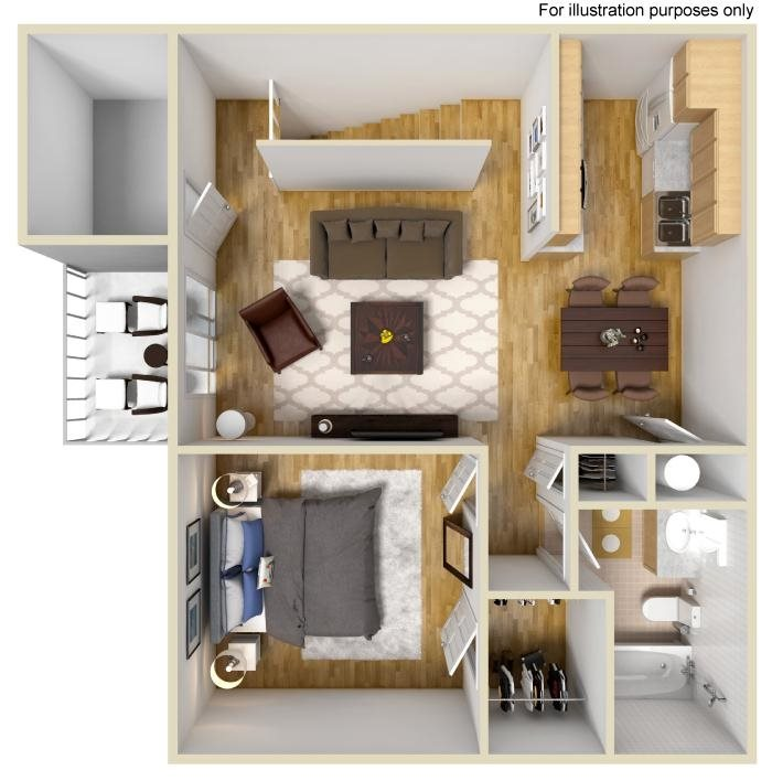 Casa Bella Floor Plan 4