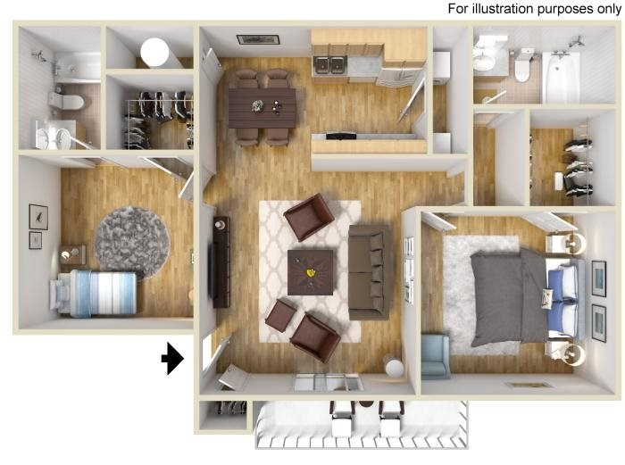 Ensenada Floor Plan 5