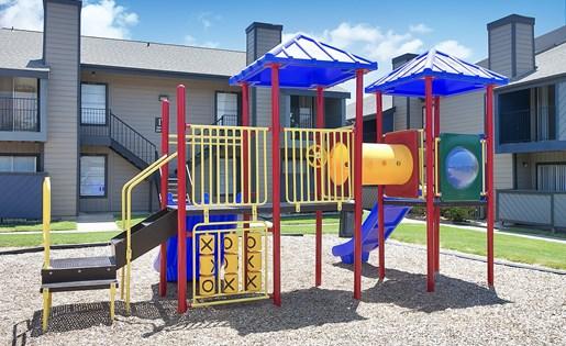 playground | Avesta Capella Apartments in Northside Austin, Tx