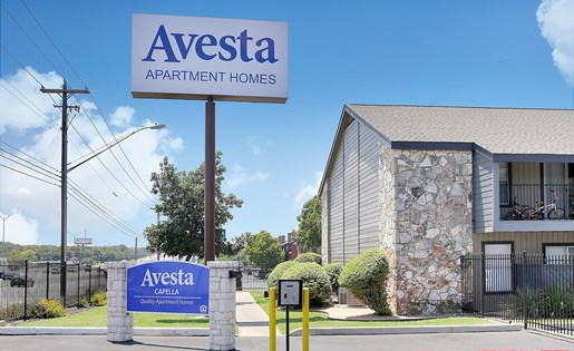 leasing office | Avesta Capella Apartments in Northside Austin, Tx