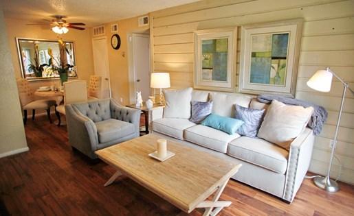 living room | Avesta Capella Apartments in Northside Austin, Tx