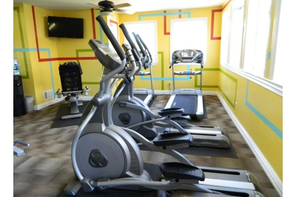 fitness center | Avesta Capella Apartments in Northside Austin, Tx