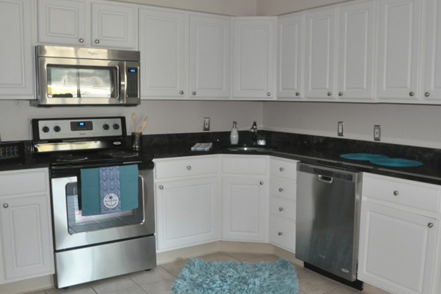Over-the-Range Microwaves at Summit Terrace, South Portland