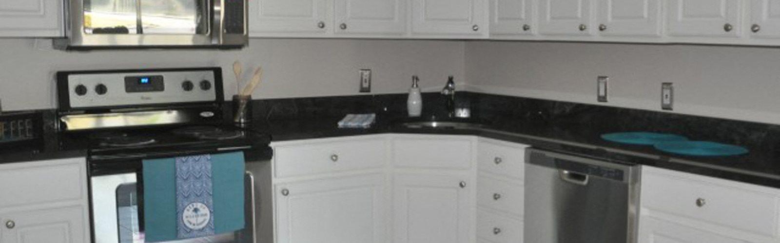 Granite Countertops at Summit Terrace, Maine, 04106