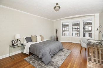 601 O'Farrell Street Studio Apartment for Rent Photo Gallery 1