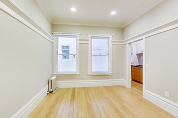 691 O'farrell Street Studio-1 Bed Apartment for Rent Photo Gallery 1