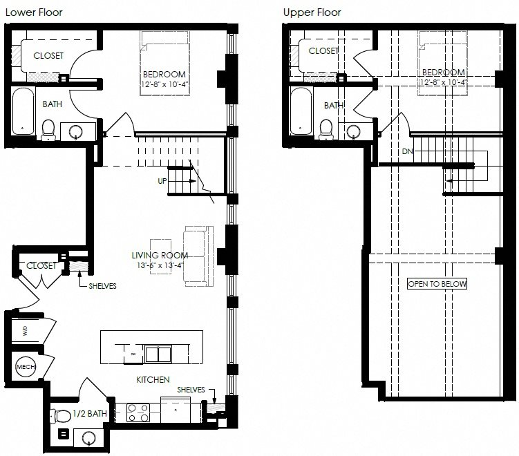 Edison Apartments: Floor Plans Of The Edison Apartments In Richmond, VA