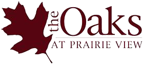 Logo at The Oaks at Prairie View Apartments in North Kansas City, MO