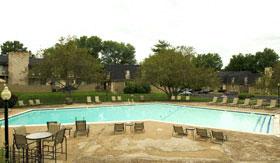 Pool at Apartments in Kansas City
