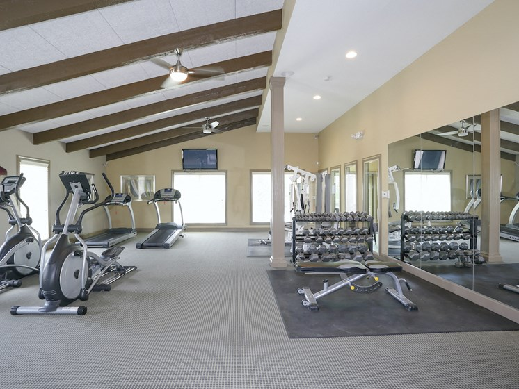 Apartments in Kansas City Fitness Center