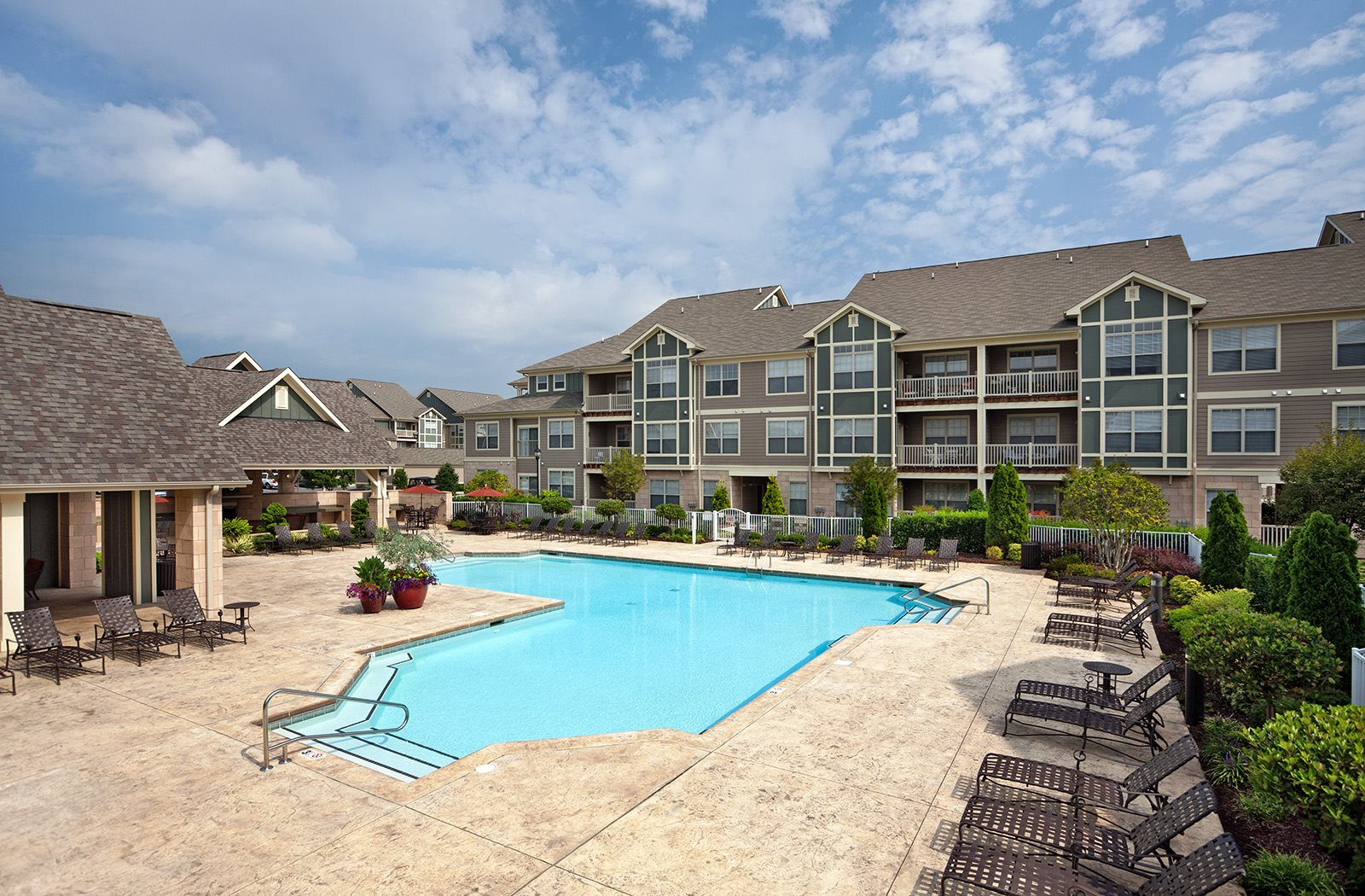 Bexley Steelecroft Apartments in Charlotte, NC at Steele Creek