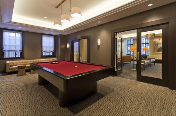 The metropolitan apartments 117 n 15th street for Pool design game
