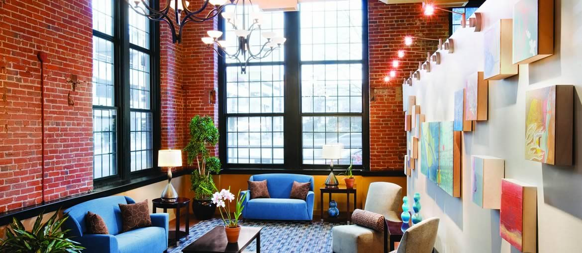 The Lofts At Logan View Apartments In Philadelphia Pa