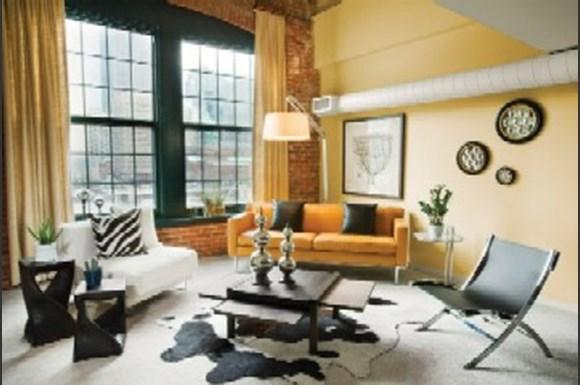 The Lofts At Logan View Apartments 1666 Callowhill Street