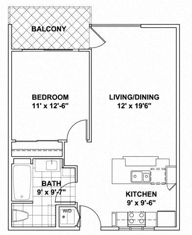 Floor Plan A Floor Plan 2