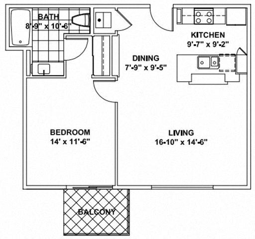 Floor Plan B Floor Plan 3