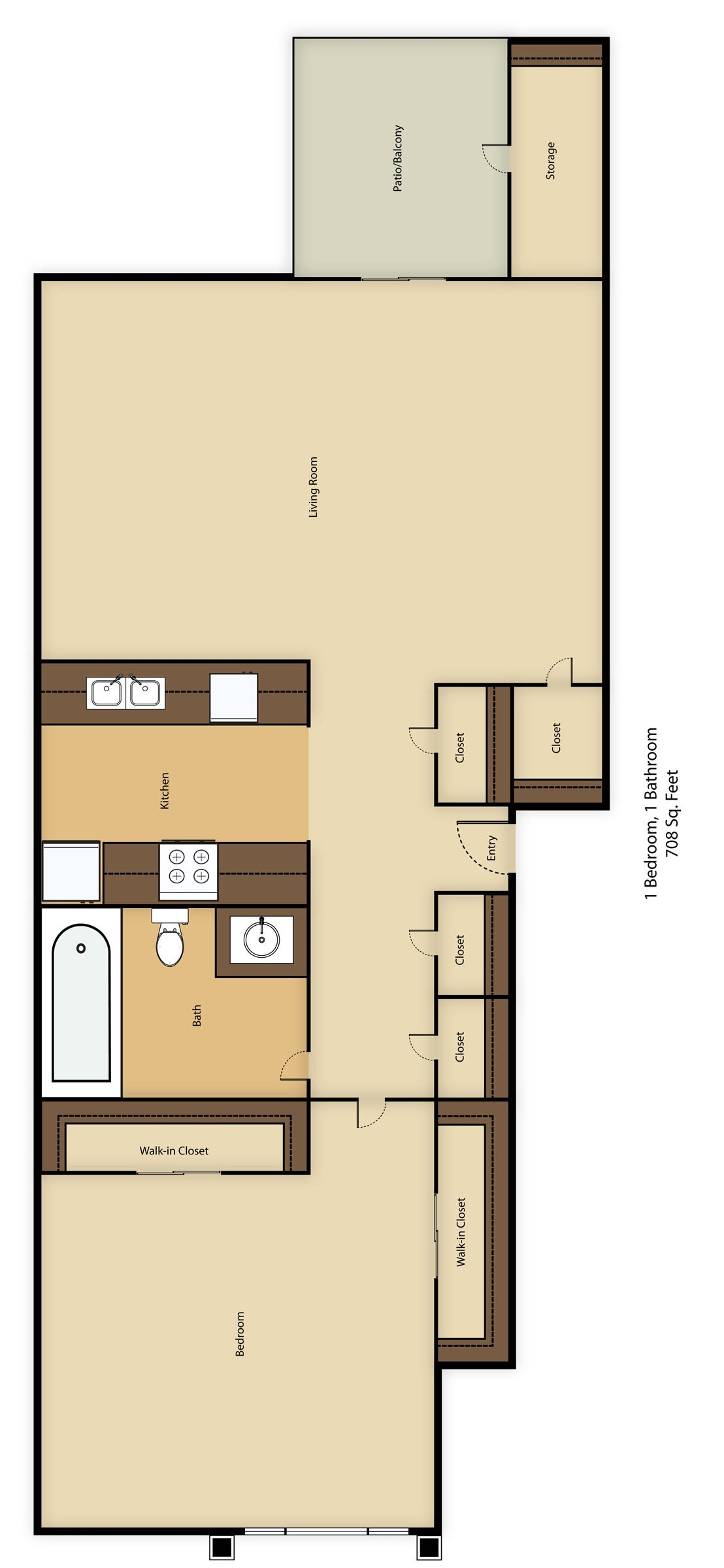 Floor Plans Of Sienna Pointe Apartments In Moreno Valley Ca