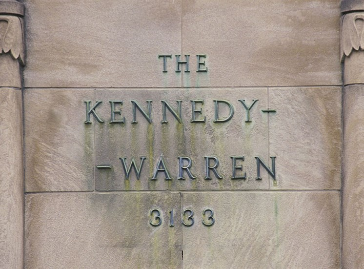 Kennedy Warren entrance