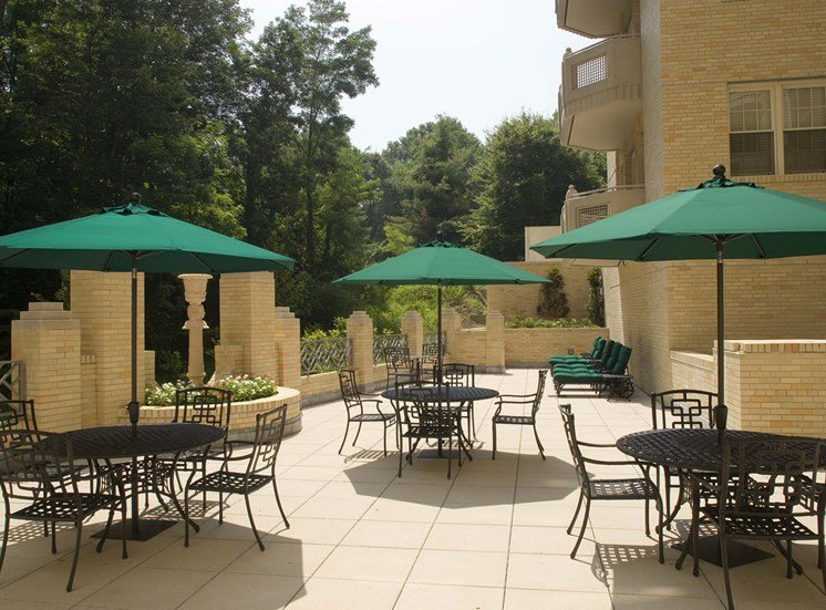 South Wing Private Patio