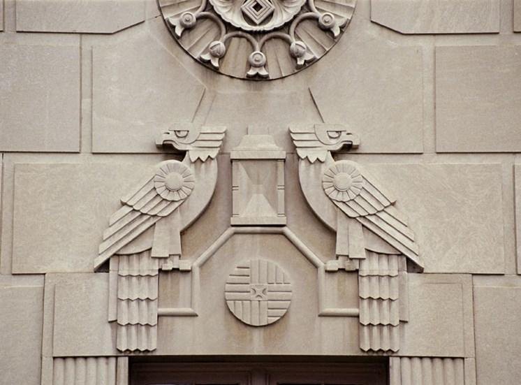 Kennedy Warren historic architecture