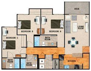 The Reserve Apartments Tyler Tx