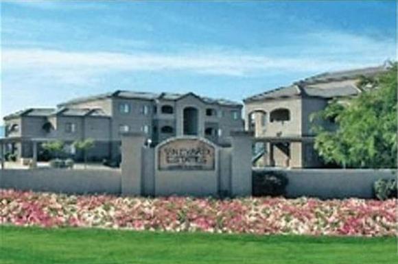Vineyard Estates Apartments 915 W Alta Vista Phoenix