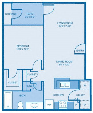 The Aleatico Floor Plan 2