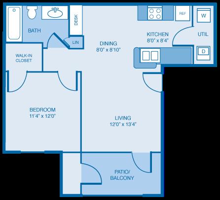 A1 Floor Plan 3
