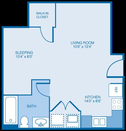 A4 Floor Plan 1