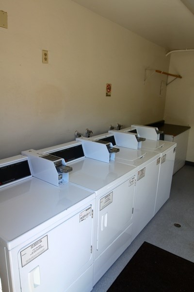 Carmichael Apartments - Laundry