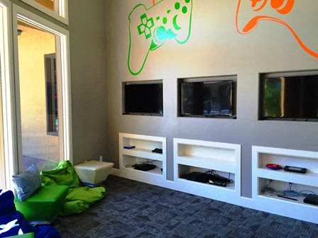 Clubhouse- Kids Room