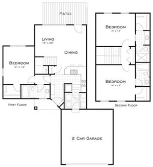 Grand Haven/Townhome