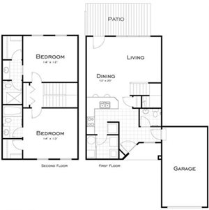 St. Clair/Townhome