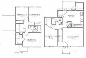 4 Bedroom Unit