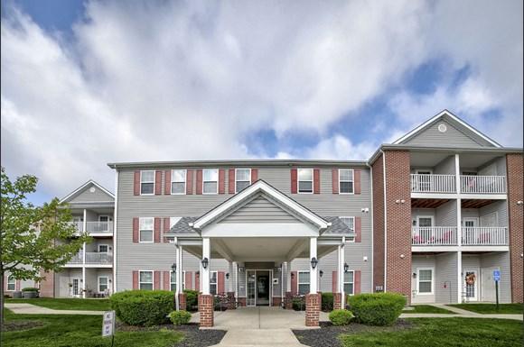 Brentwood Greene Senior Living Apartments 1534 East Dodge St
