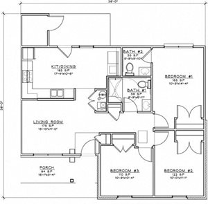 3 Bedroom HC