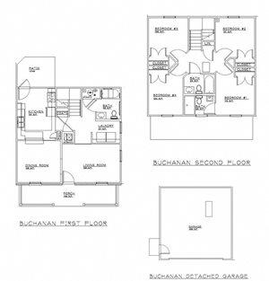 Buchanan: 4 Bedroom Home