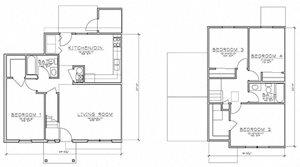 4 Bedroom TH