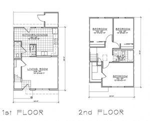 3 Bedroom TH Unit