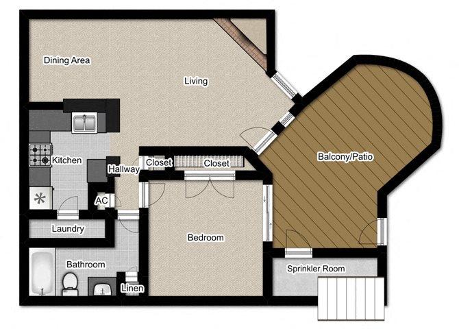 Sago Floor Plan 1