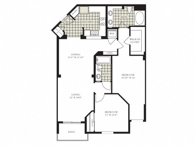 Beverly Floor Plan 12