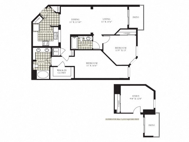 Crescent-1355 Floor Plan 13