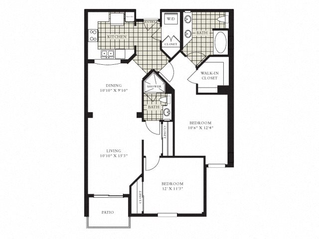 Lexington Floor Plan 11