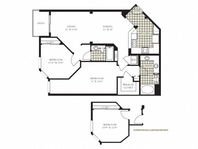 Melrose-1207 Floor Plan 9
