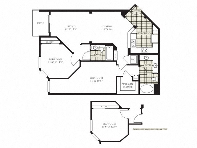 Melrose-1209 Floor Plan 10
